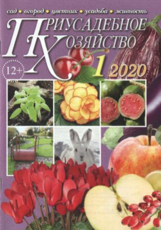 Приусадебное хозяйство №1, январь 2020