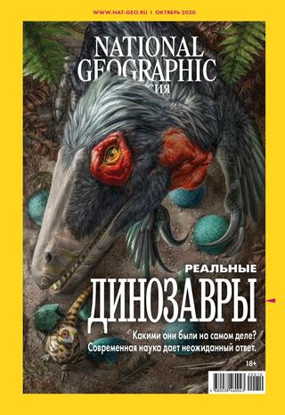 National Geographic №10 / 2020